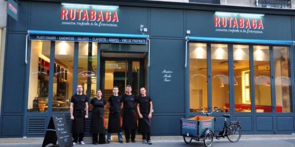 Ресторан Rutabaga