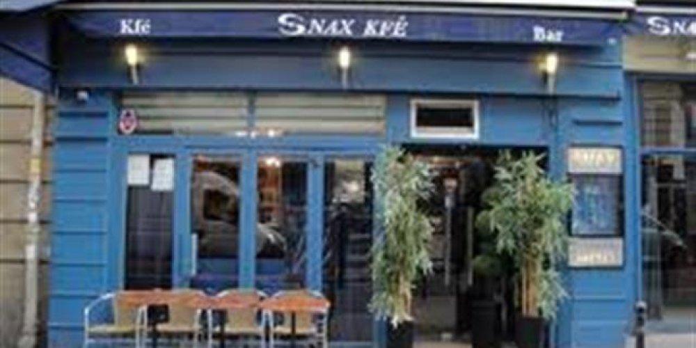 Ресторан Snax Kfé