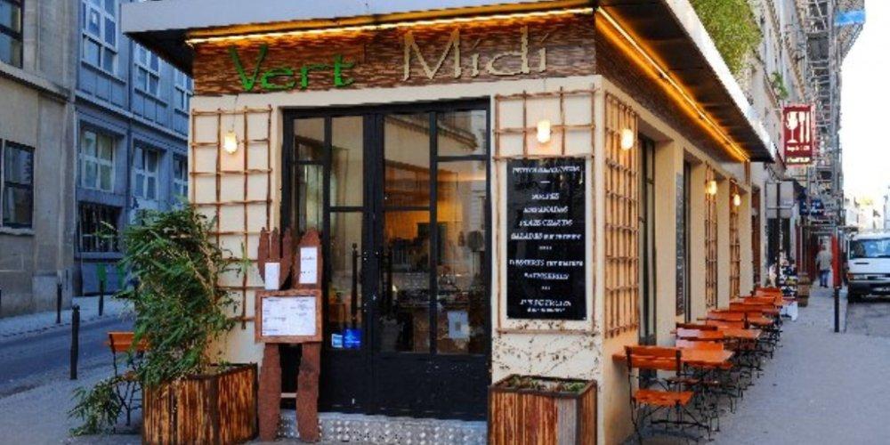 Ресторан Vert Midi