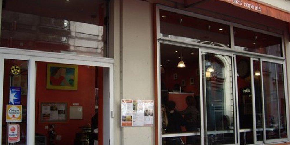 Ресторан Les Recettes des Copines