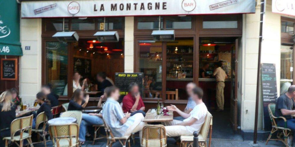 Ресторан La Montagne Sans Geneviève