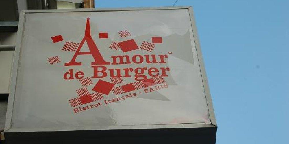 Ресторан Amour de Burger