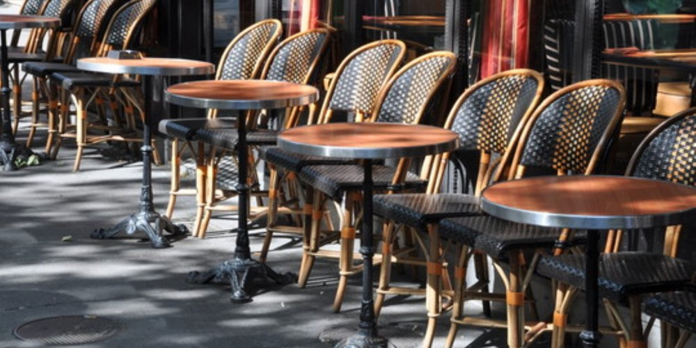 Ресторан Au Démon de Midi