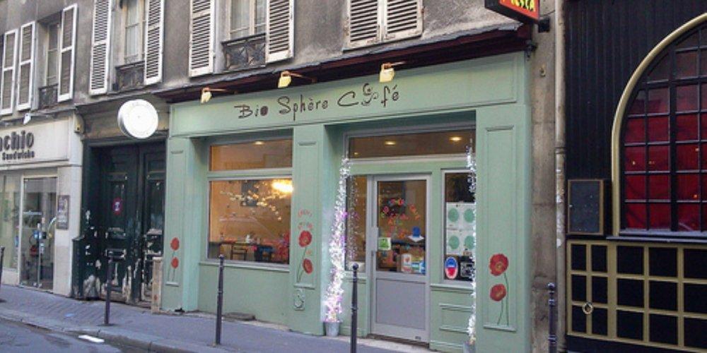 Ресторан Bio Sphère Café