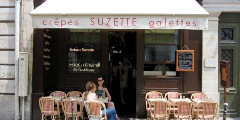 Ресторан Crêperie Suzette & Compagnie