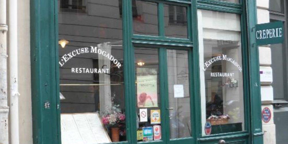 Ресторан L'Excuse Mogador
