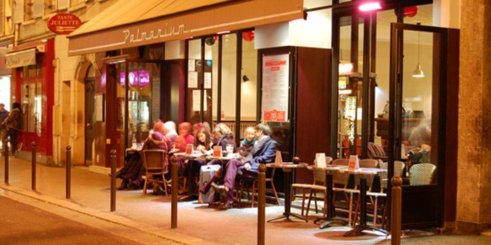 Ресторан Le Palmarium