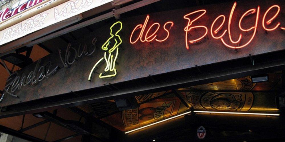 Ресторан Au Rendez Vous Des Belges