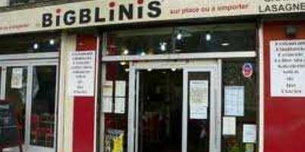 Ресторан Bigblinis