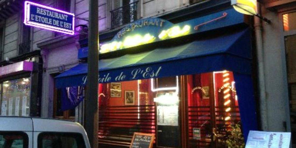 Ресторан L'Etoile de l'Est