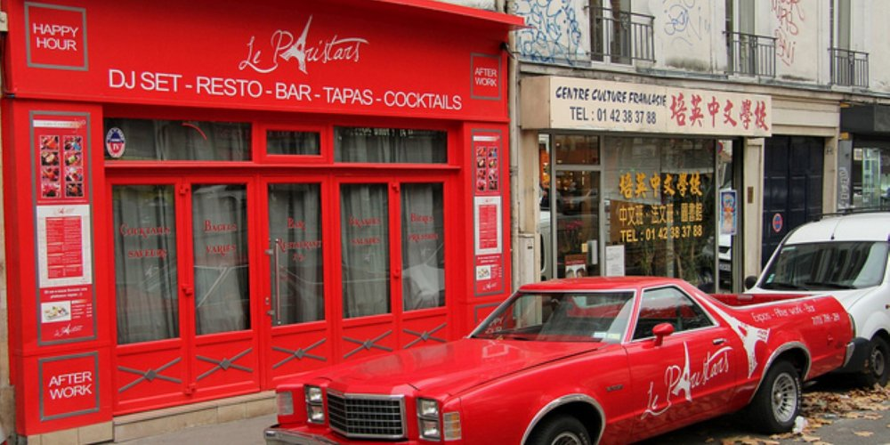 Ресторан Le Paristars
