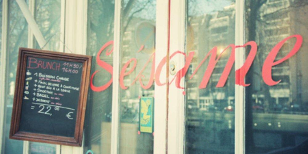 Ресторан Le Sésame