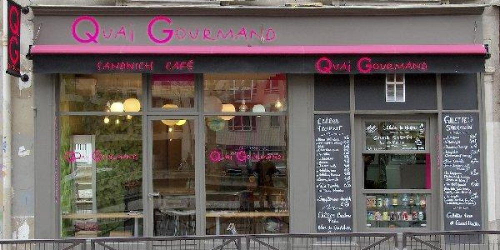 Ресторан Quai Gourmand