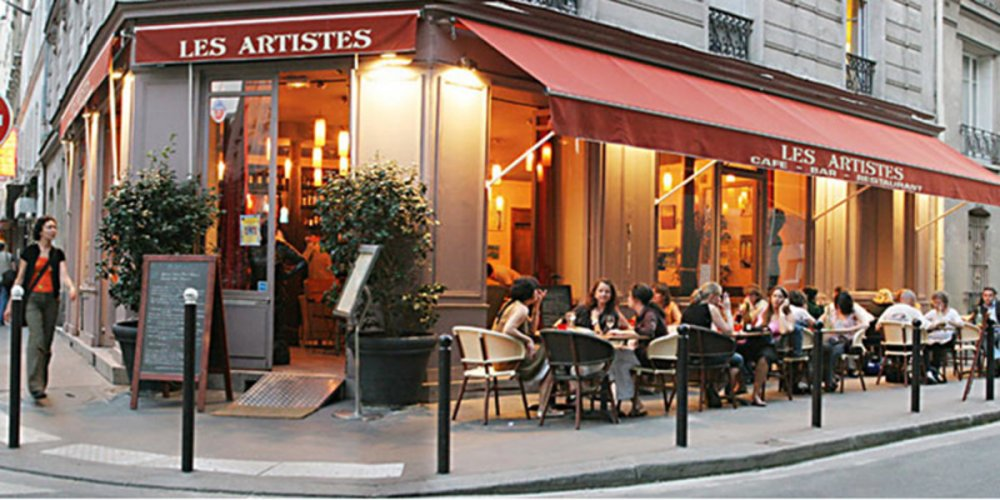 Ресторан Les Artistes