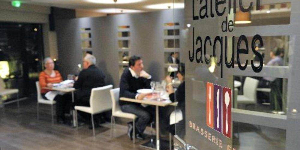 Ресторан L'Atelier de Jacques