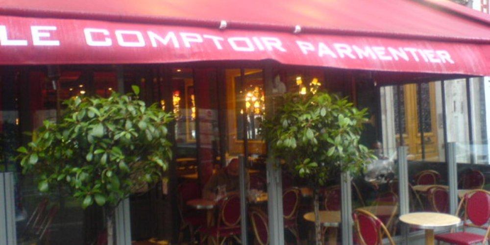 Ресторан Le Comptoir Parmentier