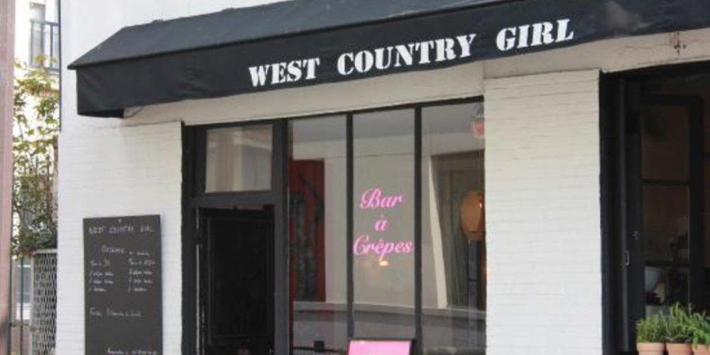 Ресторан West Country Girl