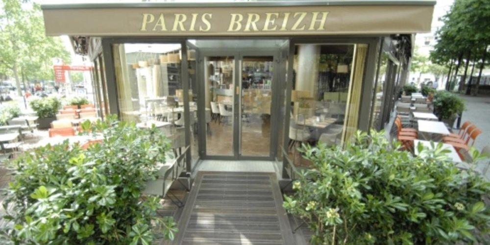 Ресторан Crêperie Paris Breizh
