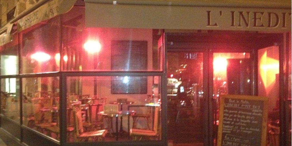 Ресторан L'Inédit Café