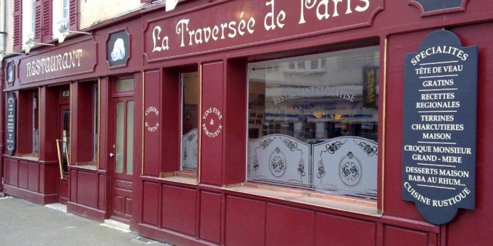 Ресторан La Traversée de Paris