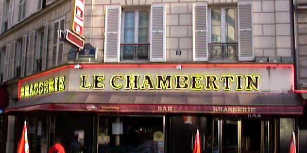 Ресторан Le Chambertin