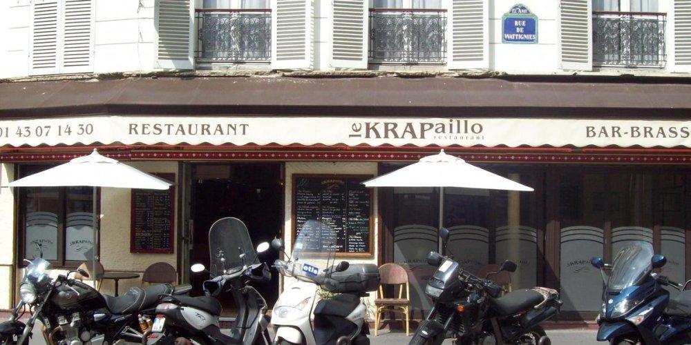 Ресторан Le Krapaillo