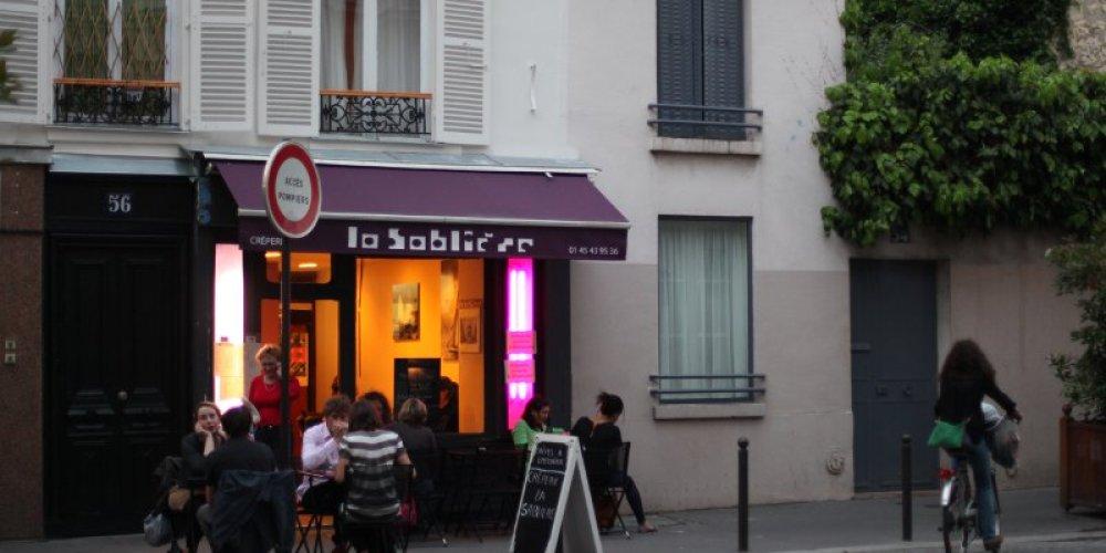 Ресторан Crêperie La Sablière