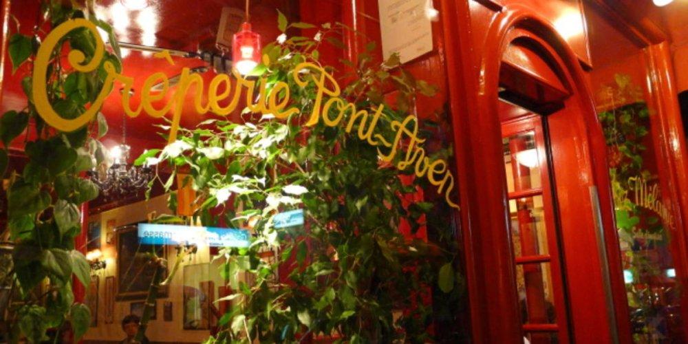 Ресторан Crêperie de Pont-Aven ou Chez Mélanie