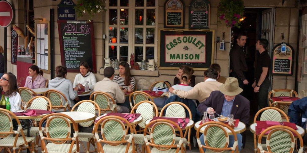 Ресторан La Chaumiere