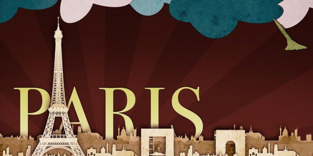 Кратко о Париже