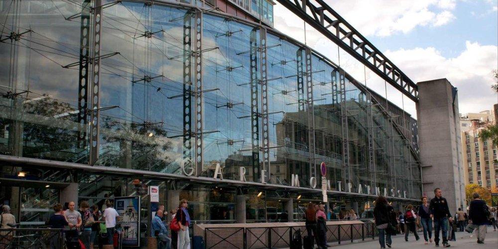 Железнодорожный вокзал Монпарнасс
