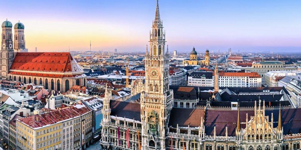 Как добраться из Мюнхена в Париж