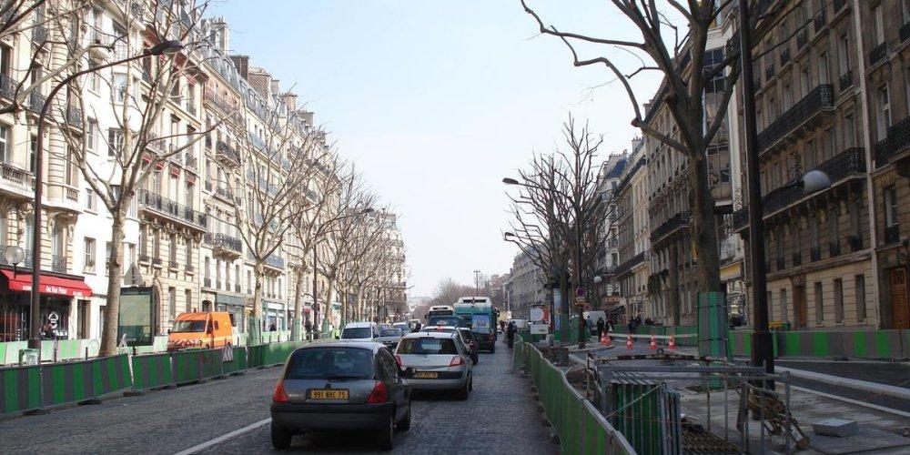 Бульвар де Курсель