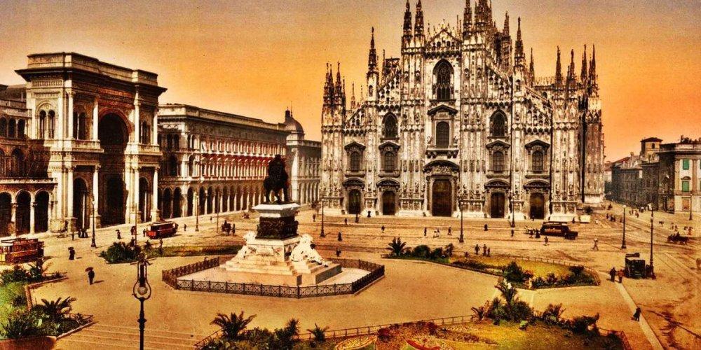 Как добраться из Милана в Париж