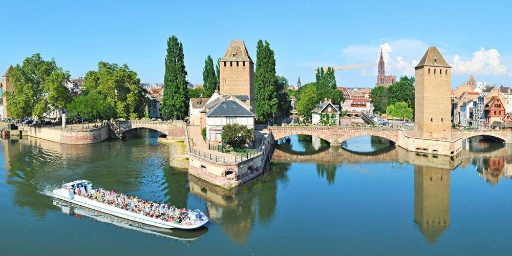 Как добраться из Страсбурга в Париж
