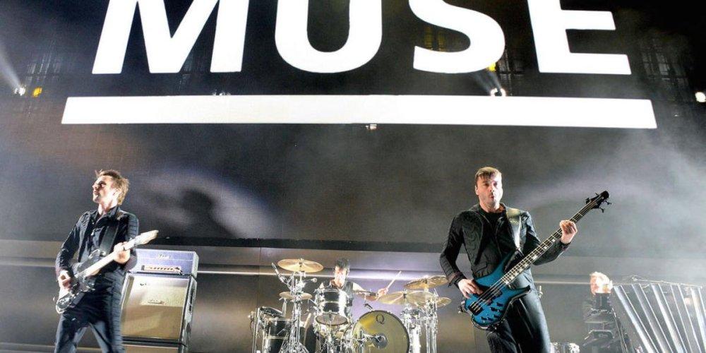 Концерт Muse