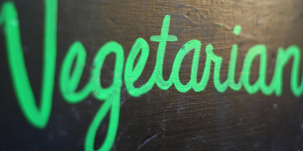 Вегетарианские рестораны