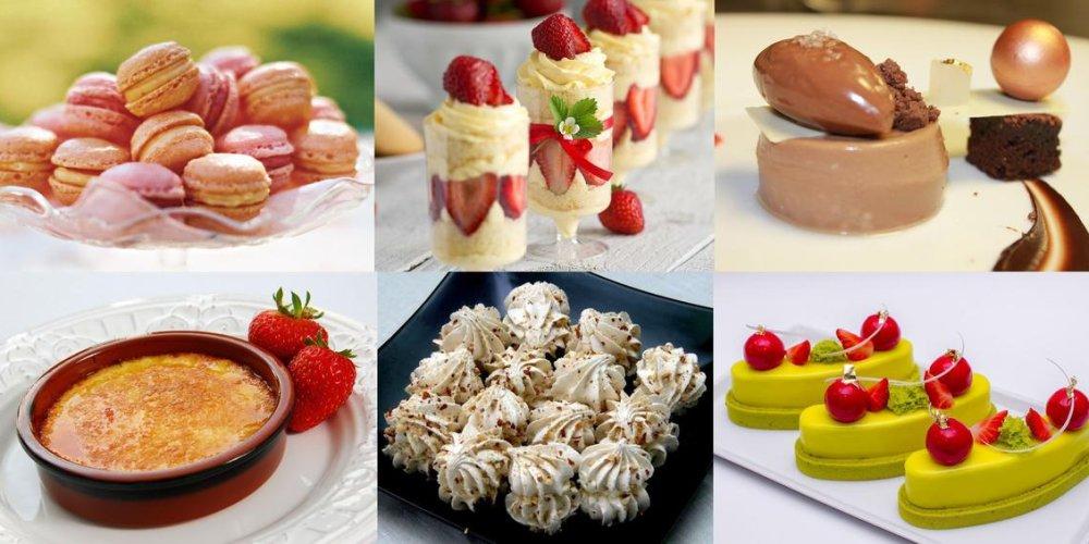 Десерты французской кухни