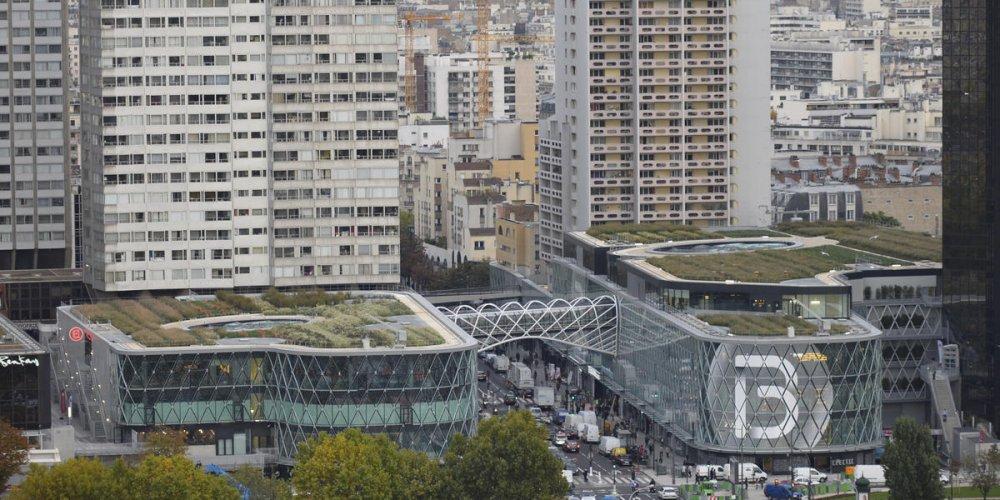 Торговый комплекс Beaugrenelle
