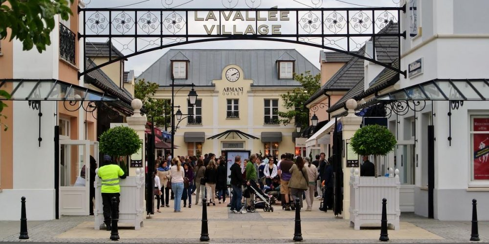 Аутлет La Vallée Village