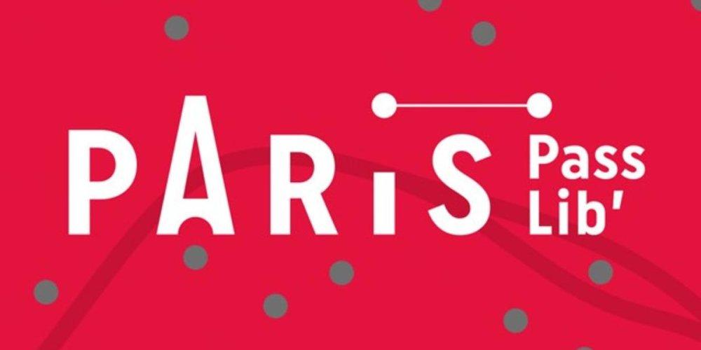 Карта Paris PassLib'