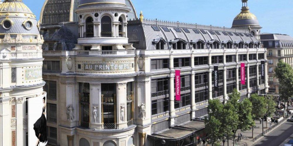 Торговый центр Printemps Haussmann