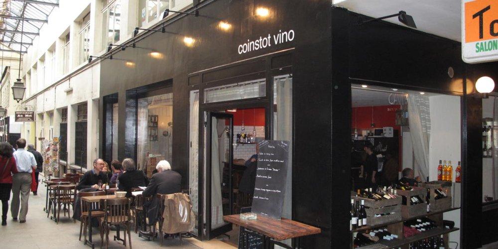 Винная Coinstot Vino