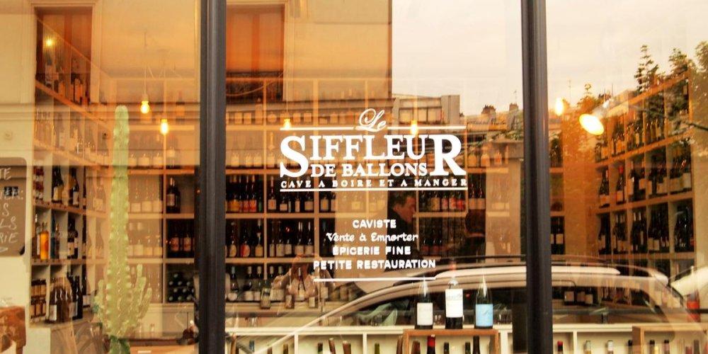 Винная Le Siffleur de Ballons