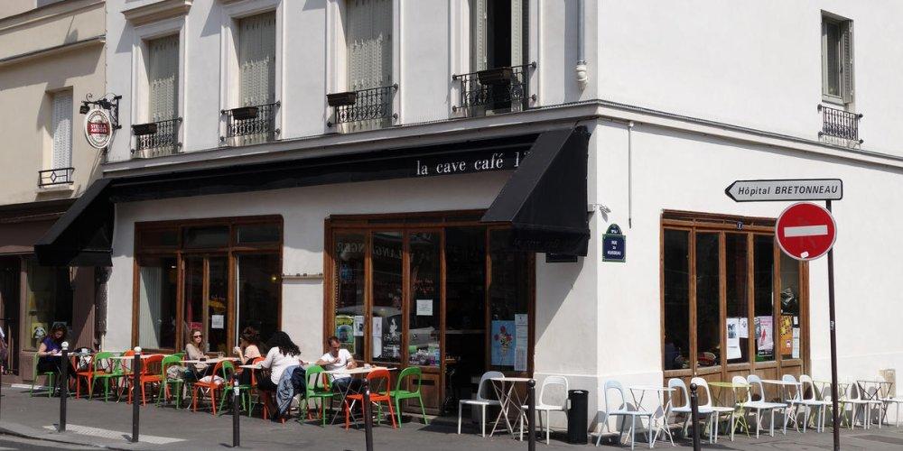 Винная La Cave Café
