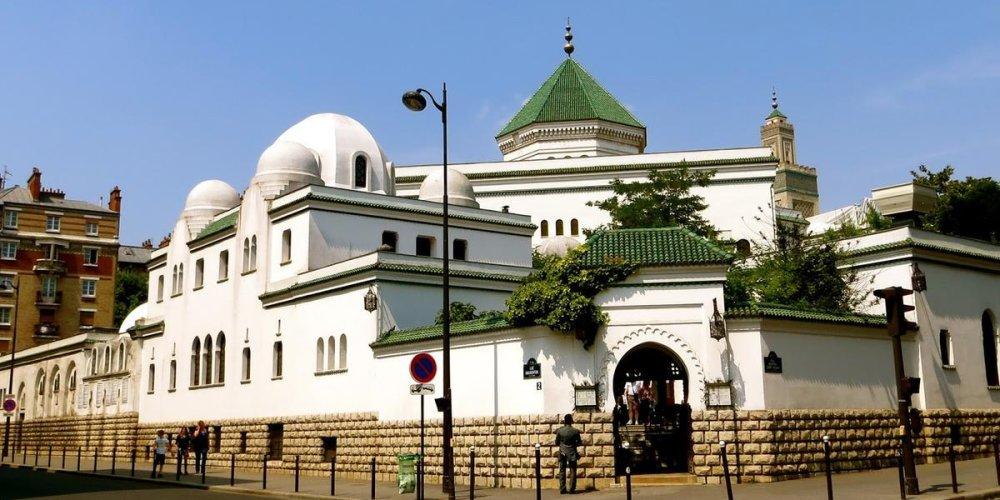 Парижская Великая Мечеть