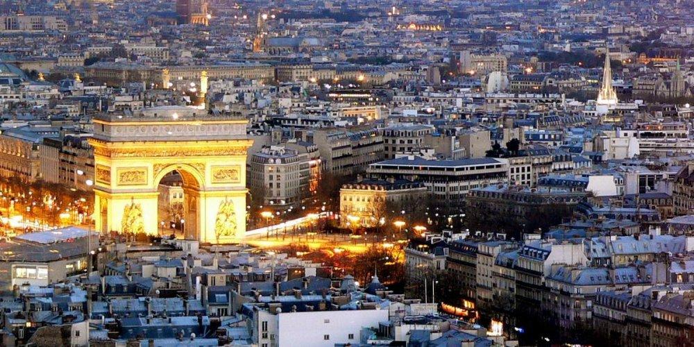 Сколько брать денег в Париж