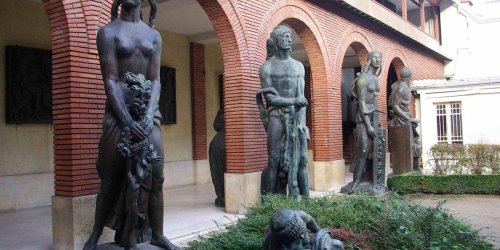 Музей Бурделя