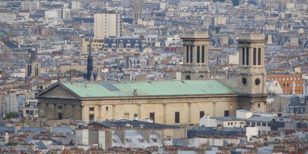 Церковь святого Викентия де Поля