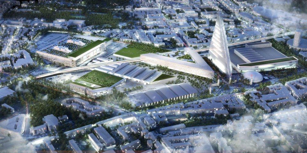 Выставочный центр Порт-де-Версаль